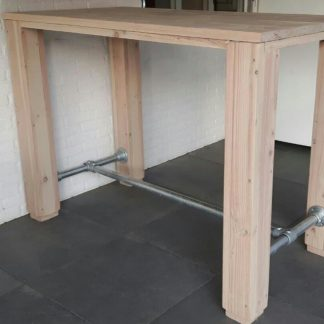 Ongebruikt houten statafel voor buiten Archieven - REMCO ZB-24
